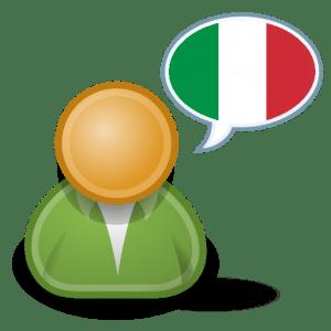 Italian user